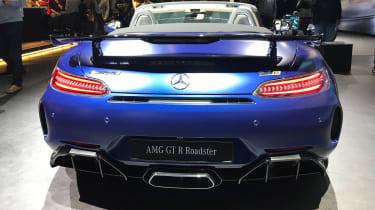 Mercedes-AMG GT R Roadster - Geneva full rear
