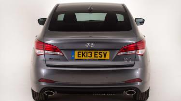 Used Hyundai i40 - full rear