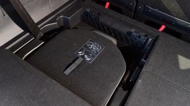 Peugeot 5008 - boot seat