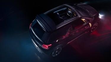 DS 3 Performance official - cabrio rear quarter
