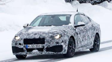BMW 2 Series Gran Coupe - spyshot 1