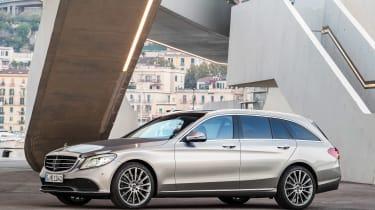 Mercedes C-Class Estate - front static