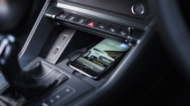 Audi Q3 Sportback - centre console
