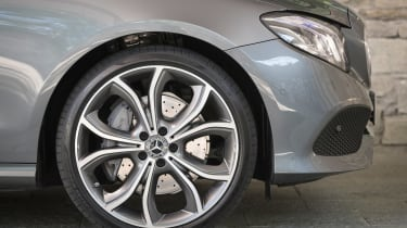 Mercedes E-Class Cabriolet - wheel