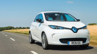 Renault Zoe - best electric cars