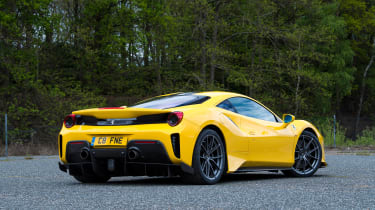 Ferrari 488 Pista - rear static