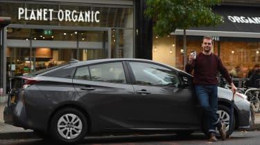 Toyota Prius long-termer - header
