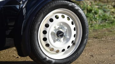 Caterham Seven SuperSprint - wheel