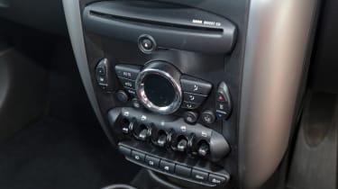 Used MINI Countryman - centre console