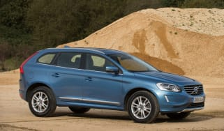 Used Volvo XC60 - front