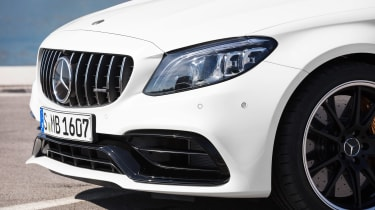 Mercedes-AMG C 63 S - front detail