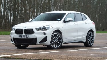 BMW X2 - front