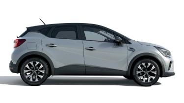 Renault Captur SE Limited - side