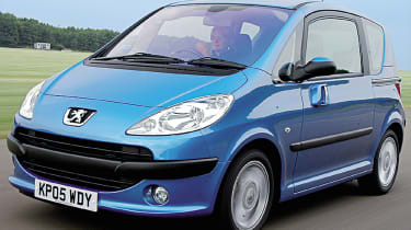 The worst cars ever made - Peugeot 1007