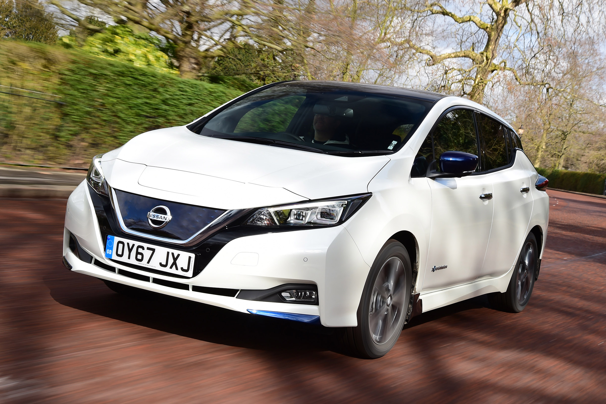 Nissan Leaf Review Auto Express