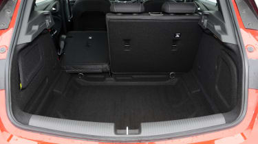 Vauxhall Astra - boot