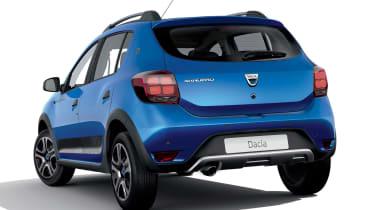 Dacia Sandero Stepway SE Twenty - rear