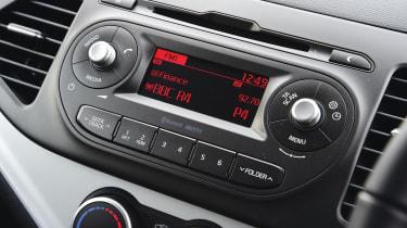 Kia Picanto - radio