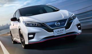 Nissan Leaf Nismo - front