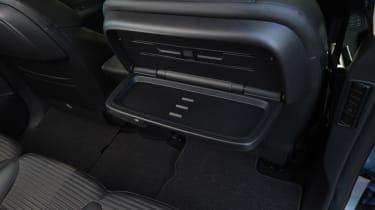 Renault Grand Scenic trays