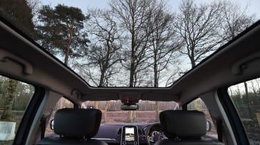 Renault Grand Scenic - panoramic roof