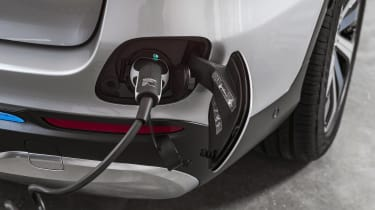 Mercedes GLC F-CELL - charge