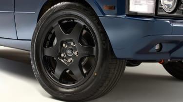 Range Rover Chieftain - wheel