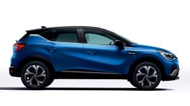 Renault Captur R.S. Line - side