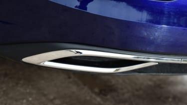 Volkswagen Golf Estate - bumper