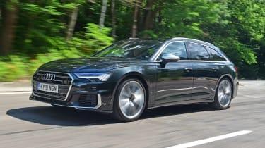 Audi S6 Avant - front