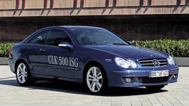 Mercedes CLK 500 ISG