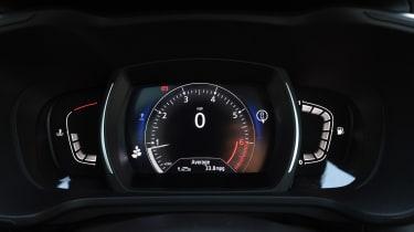 Renault Kadjar S Edition - dials