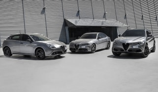 Alfa Romeo B-Tech line-up