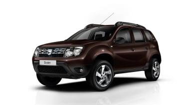 Dacia Duster brown