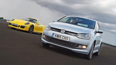 Peugeot Partner Tepee - front cornering