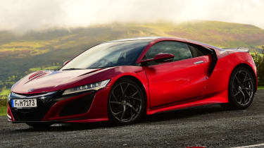 A to Z guide to electric cars - Honda NSX