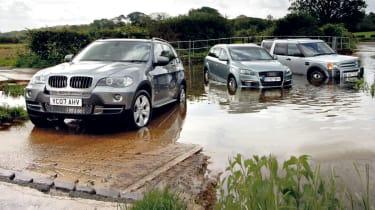 BMW X5 v rivals