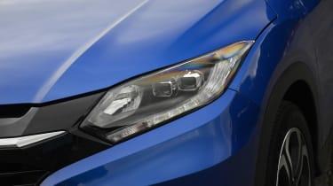 Honda HR-V - front light detail