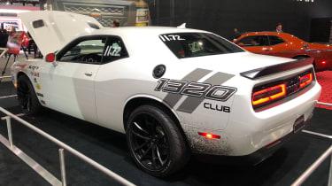 Dodge Challenger 1320 - LA Motor Show
