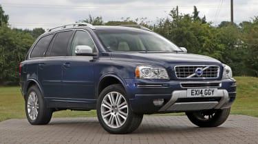 Used Volvo XC90 - front
