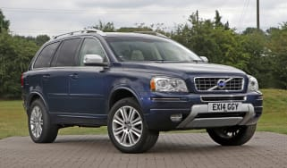 Used Volvo XC90 - front