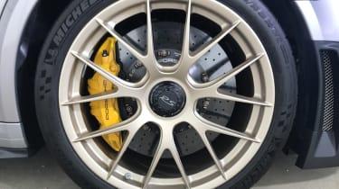 Porsche 911 GT2 RS - Goodwood wheel