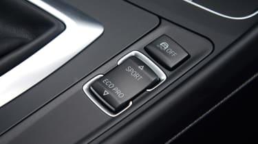 BMW 2 Series - drive select