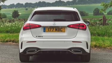 Mercedes A-Class - full rear