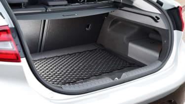 Hyundai Ioniq - boot