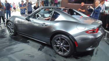 Mazda MX-5 RF - side/rear Goodwood