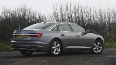 Audi A6 - rear