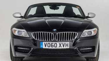 Used BMW Z4 - full front