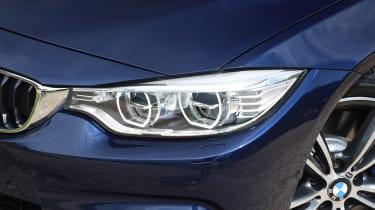 BMW 440i M Sport - headlight