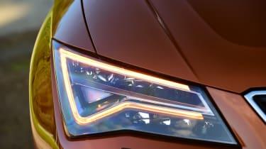 Long-term test review: SEAT Ateca - indicator